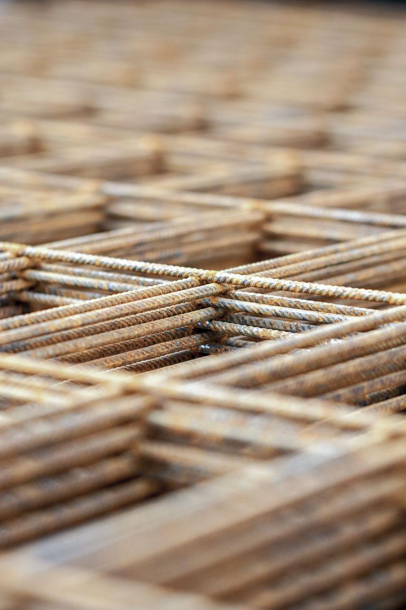 Das Sortiment von Eisen-Astner für Baugewerbe