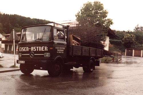 Eisen Astner - Mitarbeiterfoto aus dem Jahr 1986